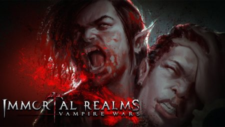 Immortal Realms: Vampire Wars - Announcement Teaser (RU)