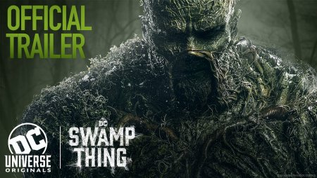 Swamp Thing | DC Universe