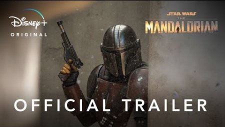 The Mandalorian | Official Trailer | Disney+ | Streaming Nov. 12