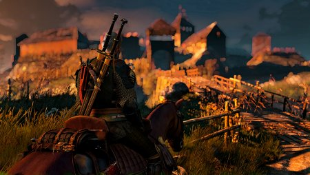 The Witcher 3 Super-Resolution За Умой