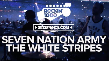 Seven Nation Army / Rockin'1000 That's Live Official