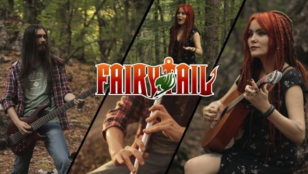 Fairy Tail - Natsu Theme - Cover by Alina Gingertail & Dryante