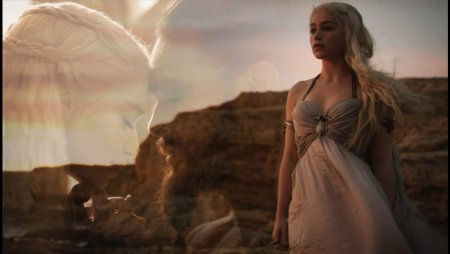 Daenerys Targaryen - Yellow Flicker Beat