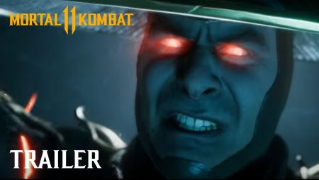 Mortal Kombat 11 – Official Story Prologue Trailer