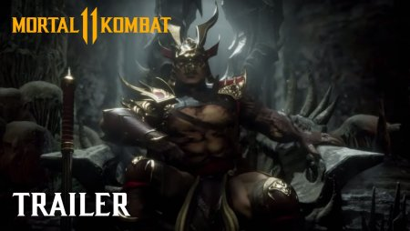 Mortal Kombat 11 – Official Fatalities Trailer