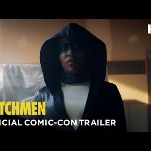 Watchmen | Official Comic-Con Trailer | HBO